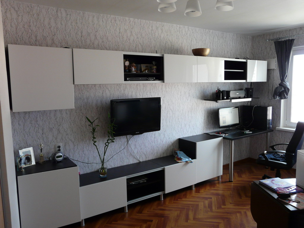 фото икеа мебель