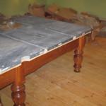 Сборка бильярдных столов