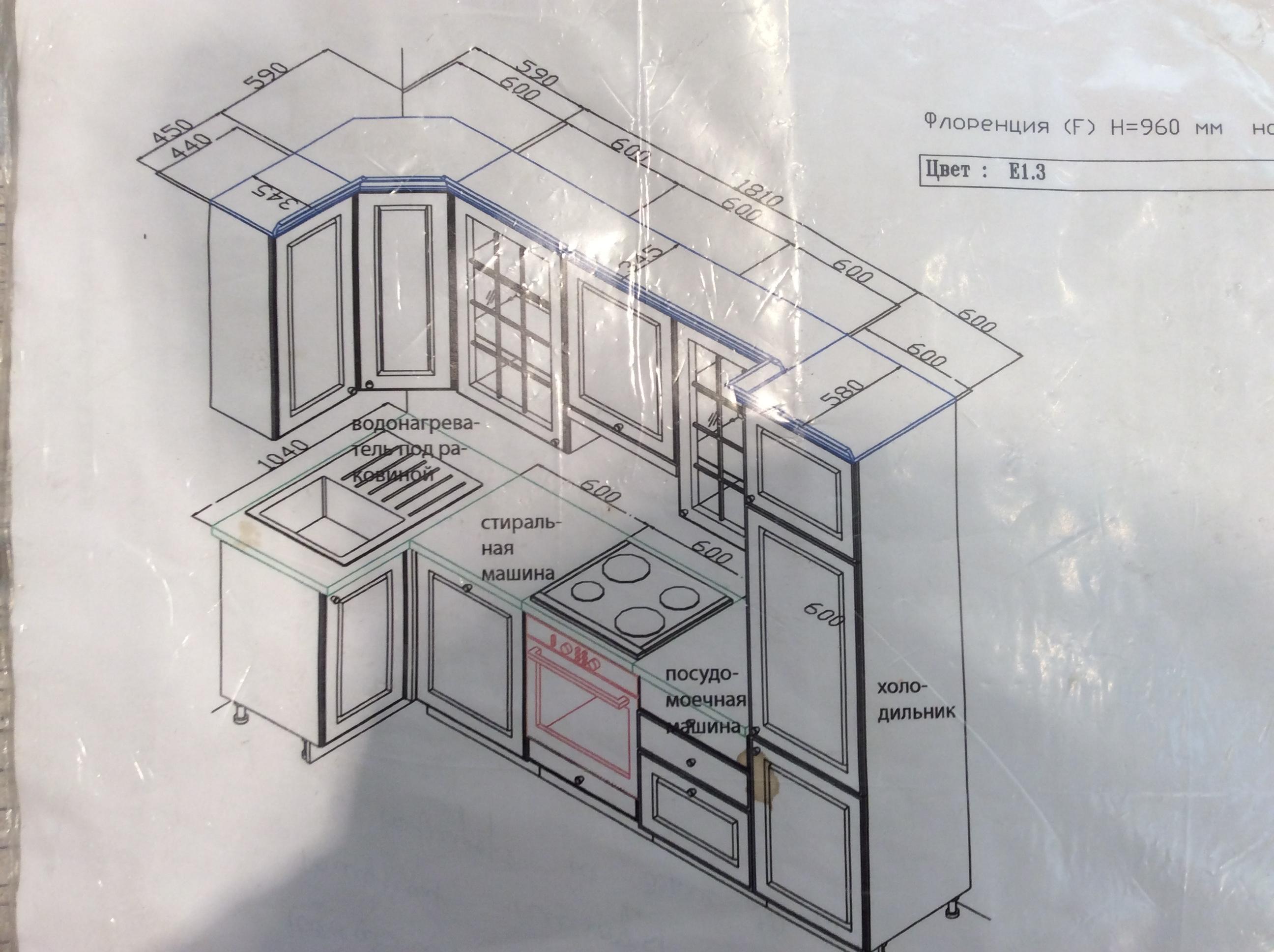 Сборка кухонь зов своими руками - BelnurOpt.ru