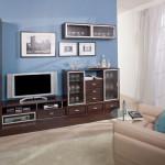 Сборка гостиной мебели