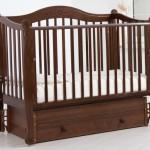 Сборка детской кроватки