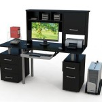 Сборка компьютерной мебели