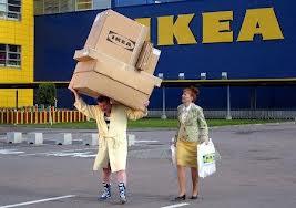 Сборка мебели ИКЕА