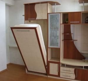 Сборка встроенной мебели