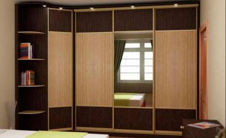 Сборка шкафа купе Афина 3d