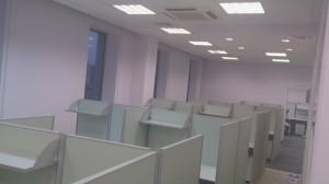Сборка мебели в офисе на Мариной Роще
