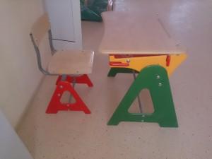 Сборка мебели для детского сада в Одинцово