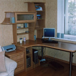 Сборка углового компьютерного стола