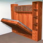 Сборка шкафа кровати