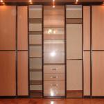 Сборка встроенного шкафа