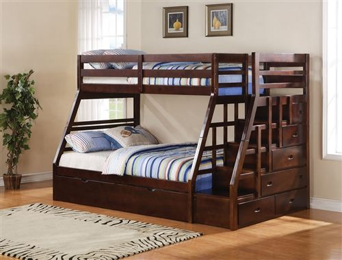Двухъярусной детской кровати
