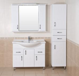 Сборка мебели для ванной