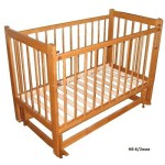 Сборка детской кроватки ника