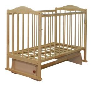 Сборка детской кроватки скв