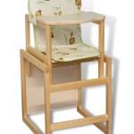 Сборка детского стульчика для кормления