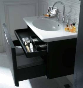 Сборка мебели для ванной комнаты