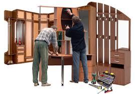 Перевозка и сборка мебели