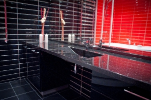 Столешница в ванную искусственный камень