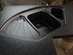 Изготовление столешниц искусственный камень