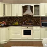 Сборка кухни «Ника 1»