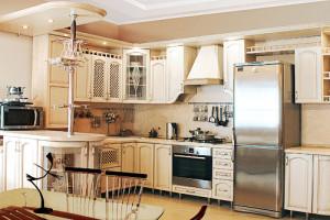 Сборка кухни Алеся